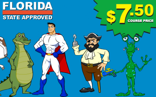 Florida Traffic School Pricing